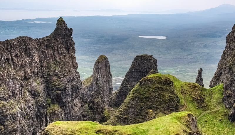Quiraing, Trotternish