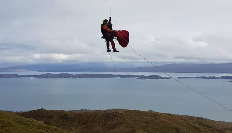 Rescue at Storr, 22 October
